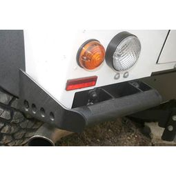 Bumperettes Defender 110 rear