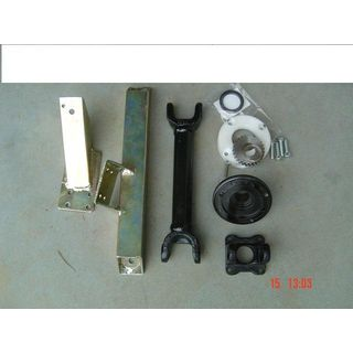 Tuning Jimny T-case conversion kit