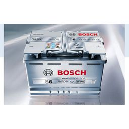 Batterie Bosch High Tech AGM 95 Gel