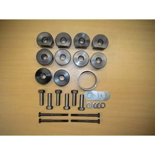 Bodylift Kit Suzuki Jimny 80 mm Benzin
