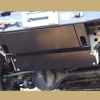 Underride protection Nissan Patrol GR Y60 only for Winch Bumper