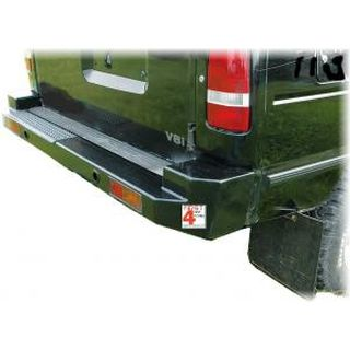 Discovery Heavy Duty rear Bumper with light apertures