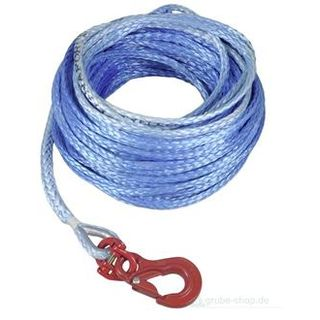 Dynaforce Seil 12,4to 10mmx30m incl. Haken