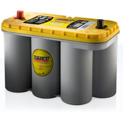 Optima Yellow Top YT S 5,5 - 12 V / 75 Ah Autobatterie PKW KFZ Starter Batterie Windenbatterie